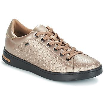 Παπούτσια Γυναίκα Χαμηλά Sneakers Geox D JAYSEN Beige