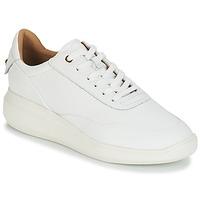 Παπούτσια Γυναίκα Χαμηλά Sneakers Geox D RUBIDIA Άσπρο