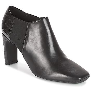 Παπούτσια Γυναίκα Χαμηλές Μπότες Geox D VIVYANNE HIGH Black