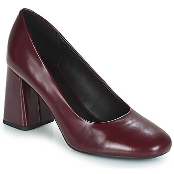 Παπούτσια Γυναίκα Γόβες Geox D SEYLISE HIGH Bordeaux