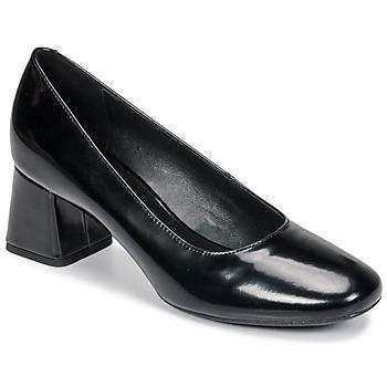 Παπούτσια Γυναίκα Γόβες Geox D SEYLISE MID Black