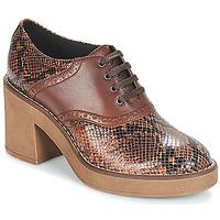 Παπούτσια Γυναίκα Χαμηλές Μπότες Geox D ADRYA MID Brown