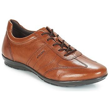 Παπούτσια Άνδρας Derby Geox UOMO SYMBOL Brown
