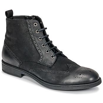 Παπούτσια Άνδρας Μπότες Geox U JAYLON Black