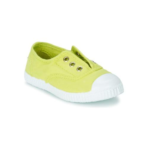 Παπούτσια Κορίτσι Χαμηλά Sneakers Chipie JOSEPE Yellow