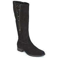 Παπούτσια Γυναίκα Μπότες για την πόλη Gabor PARTUS Black