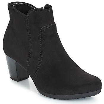 Παπούτσια Γυναίκα Μποτίνια Gabor KENAT Black