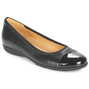 Παπούτσια Γυναίκα Μπαλαρίνες Gabor BORINA Black