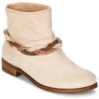 Παπούτσια Γυναίκα Μπότες Tosca Blu TETHYS Beige