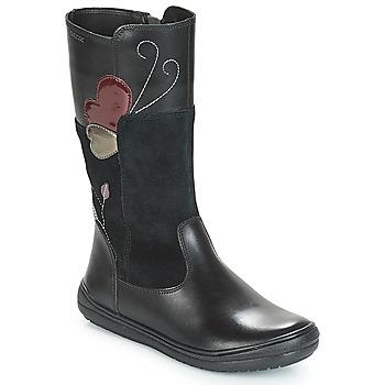 Μπότες για την πόλη Geox J HADRIEL