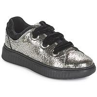 Παπούτσια Κορίτσι Χαμηλά Sneakers Geox J DISCOMIX GIRL Silver