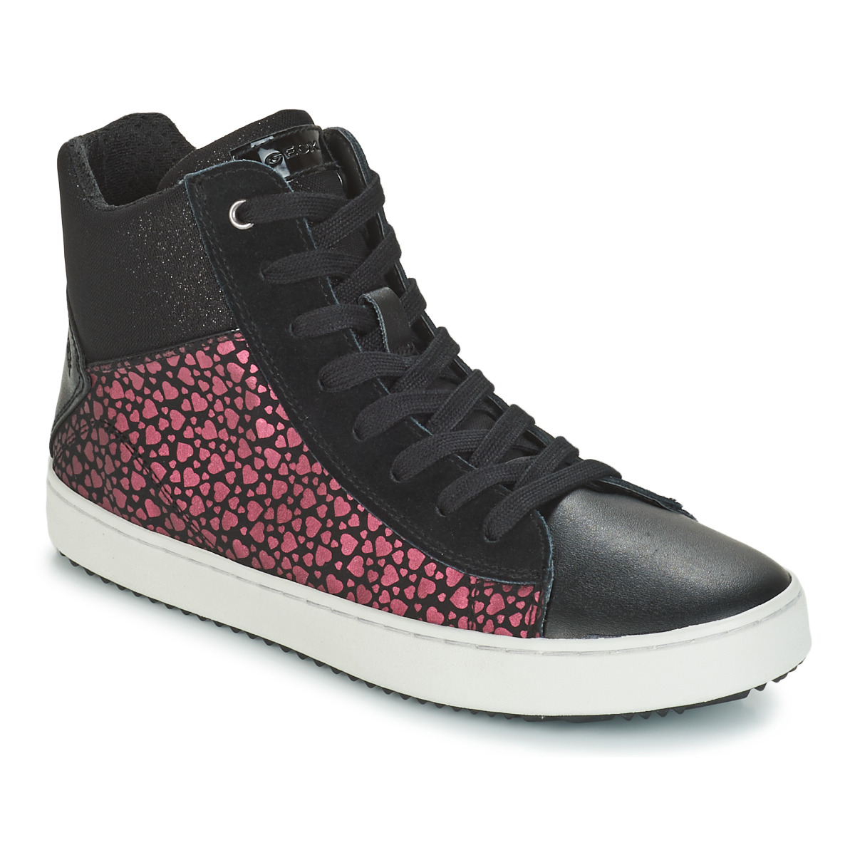 f8caa414431 Ψηλά Sneakers Geox J KALISPERA GIRL, Παιδικά sneakers, ΠΑΙΔΙ ...