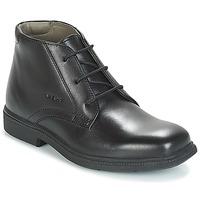 Παπούτσια Αγόρι Μπότες Geox JR FEDERICO Black