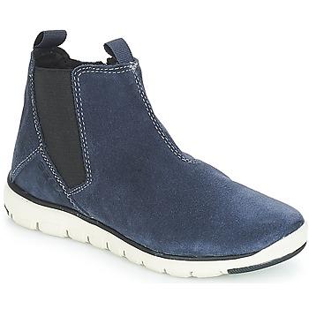 Παπούτσια Αγόρι Μπότες Geox J XUNDAY BOY Marine