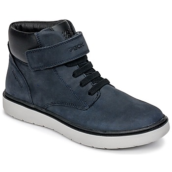 Παπούτσια Αγόρι Ψηλά Sneakers Geox J RIDDOCK BOY WPF Marine