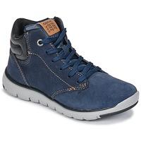 Παπούτσια Αγόρι Ψηλά Sneakers Geox J XUNDAY BOY Marine / Black