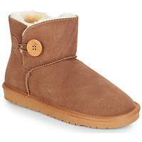 Παπούτσια Γυναίκα Μπότες Kaleo NEDRI Camel