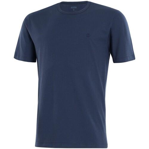 Υφασμάτινα Άνδρας T-shirt με κοντά μανίκια Impetus 7304E62 E97 Μπλέ