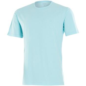 Υφασμάτινα Άνδρας T-shirt με κοντά μανίκια Impetus 7304E62 E67 Μπλέ