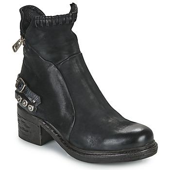 Παπούτσια Γυναίκα Μπότες Airstep / A.S.98 NOVA 17 Black
