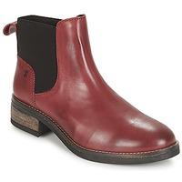 Παπούτσια Γυναίκα Μπότες Casual Attitude JELIA Maroon