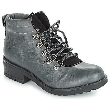 Παπούτσια Γυναίκα Μπότες Casual Attitude JAFA Grey