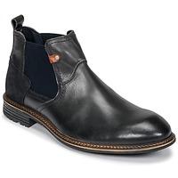 Παπούτσια Άνδρας Μπότες Casual Attitude FIORELLA Grey / Fonce