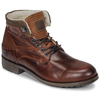 Παπούτσια Άνδρας Μπότες Casual Attitude JOPA Brown