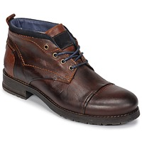 Παπούτσια Άνδρας Μπότες Casual Attitude JABILON Brown