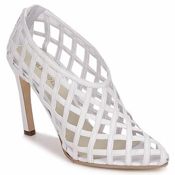 Παπούτσια Γυναίκα Σανδάλια / Πέδιλα Jil Sander JS16107 Άσπρο