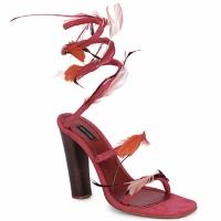 Παπούτσια Γυναίκα Σανδάλια / Πέδιλα Marc Jacobs MJ16385 Ροζ