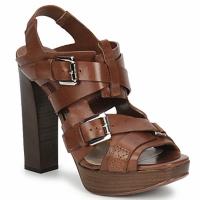 Παπούτσια Γυναίκα Σανδάλια / Πέδιλα Michael Kors MOWAI Brown