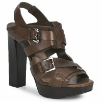 Παπούτσια Γυναίκα Σανδάλια / Πέδιλα Michael Kors MOWAI Taupe