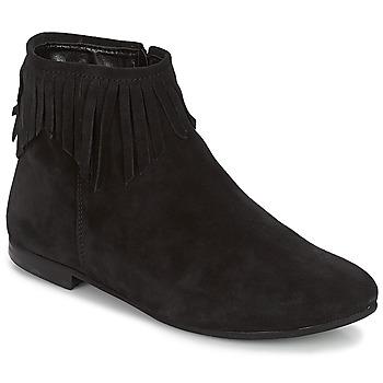 Παπούτσια Γυναίκα Μπότες André COACHELLA Black