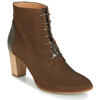Παπούτσια Γυναίκα Μπότες André CLAUDIA Taupe