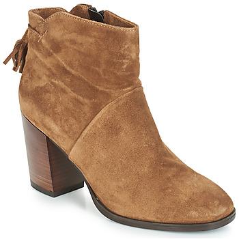 Παπούτσια Γυναίκα Μπότες André CARESSE Camel