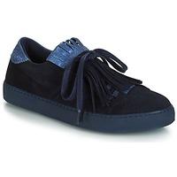 Παπούτσια Γυναίκα Χαμηλά Sneakers André CALIFORNIA Μπλέ