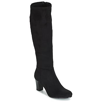 Παπούτσια Γυναίκα Μπότες για την πόλη André GANTELET Black