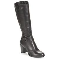 Παπούτσια Γυναίκα Μπότες για την πόλη André PHARA Black