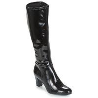 Παπούτσια Γυναίκα Μπότες για την πόλη André GANTELET 3 Black