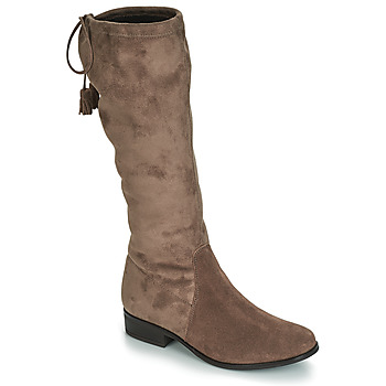 Παπούτσια Γυναίκα Μπότες για την πόλη André POLKA Taupe