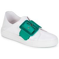 Παπούτσια Γυναίκα Χαμηλά Sneakers Minna Parikka ROYAL Emerald-white