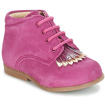 Παπούτσια Κορίτσι Μπότες André LILY Fuchsia