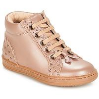 Παπούτσια Κορίτσι Μπότες André PETIT COEUR Beige