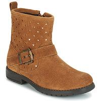 Παπούτσια Κορίτσι Μπότες André SALMA Camel