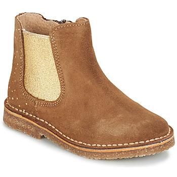 Παπούτσια Κορίτσι Μπότες André CANNELLE Camel