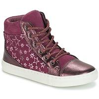 Παπούτσια Κορίτσι Ψηλά Sneakers André EMILIE Violet