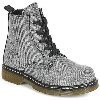 Παπούτσια Κορίτσι Μπότες André MARLA Argenté