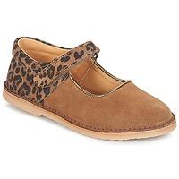 Παπούτσια Κορίτσι Μπαλαρίνες André AURORA Camel