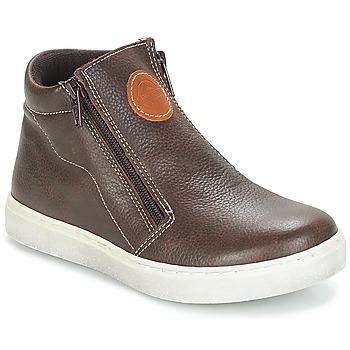 Παπούτσια Αγόρι Μπότες André HECTOR Brown